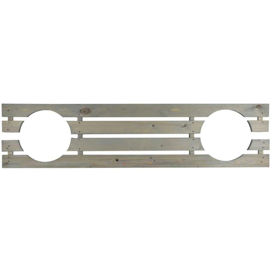 Esschert Design Plantenbak-bank 180 cm NG71