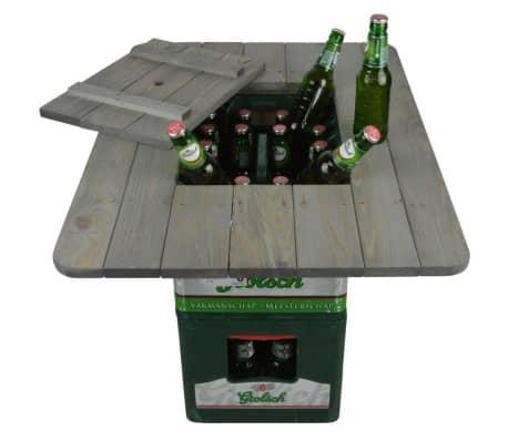 Esschert Design Plateau de table pour caisse de bière NG76[4/5]