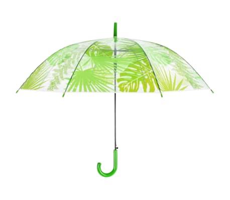 Esschert Design Regenschirm 100 cm Dschungelblätter TP272