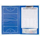 Rucanor coachmap hockey magnetisch 36 cm blauw