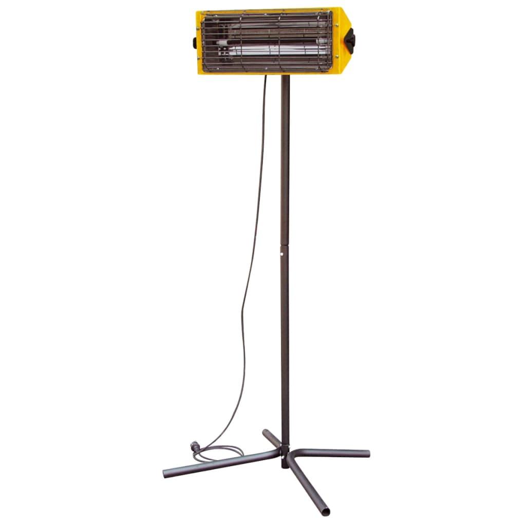 Master Elektrisk infrarødt varmeapparat HALL1500 1,5 kW