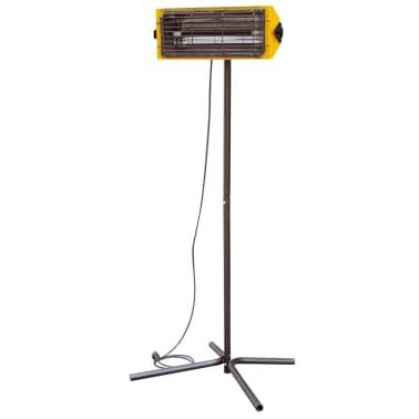 Master Elektrinis Infraraudonųjų Spindulių Šildytuvas HALL1500, 1,5 kW[1/2]