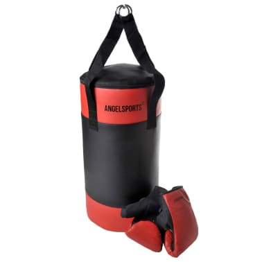Angel Sports Punching Bag with Gloves 704040[1/2]