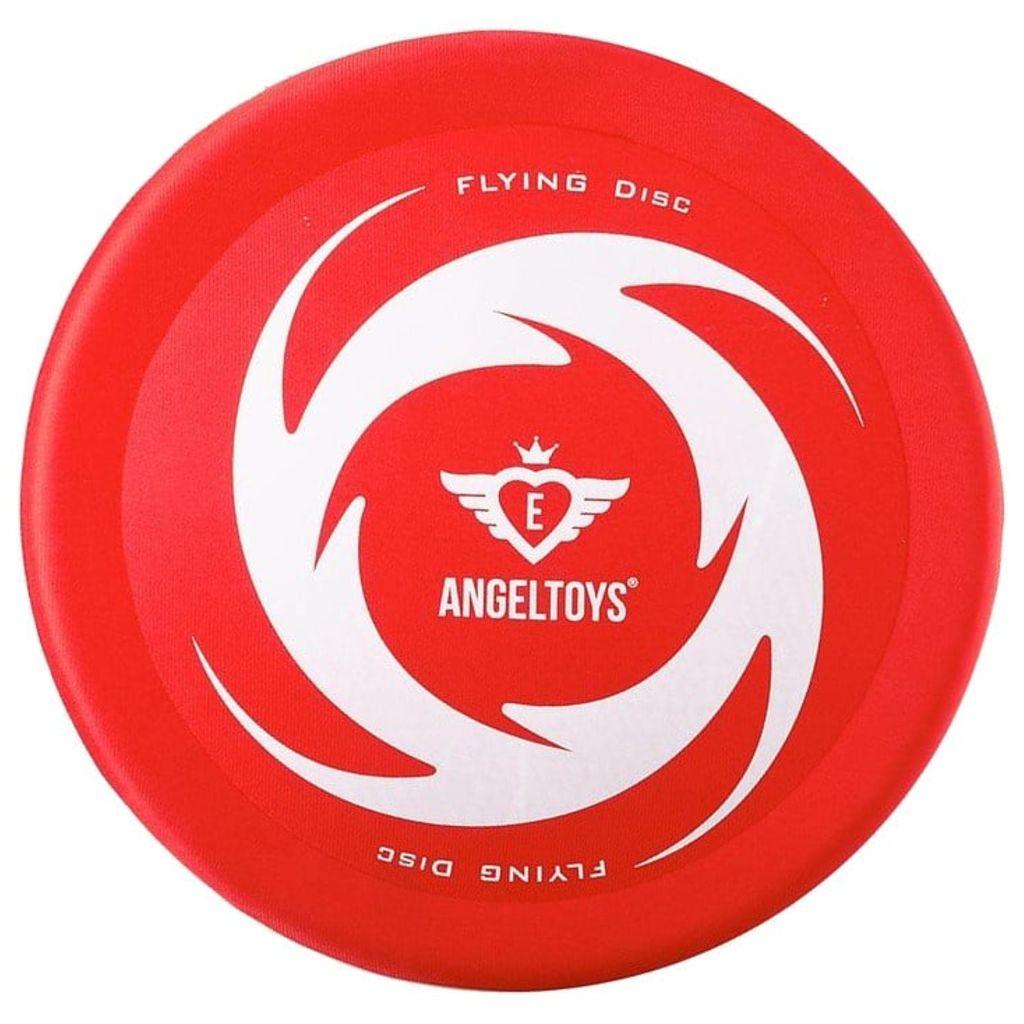 Afbeelding van Angel Toys frisbee 40 cm rood