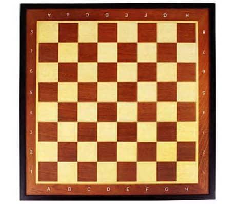 Abbey Game Tablero de ajedrez Deluxe madera 41x41cm