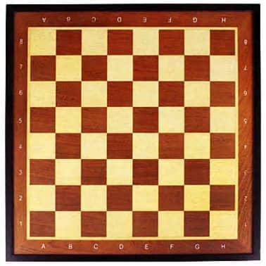 Abbey Game Tablero de ajedrez Deluxe madera 41x41cm[1/2]