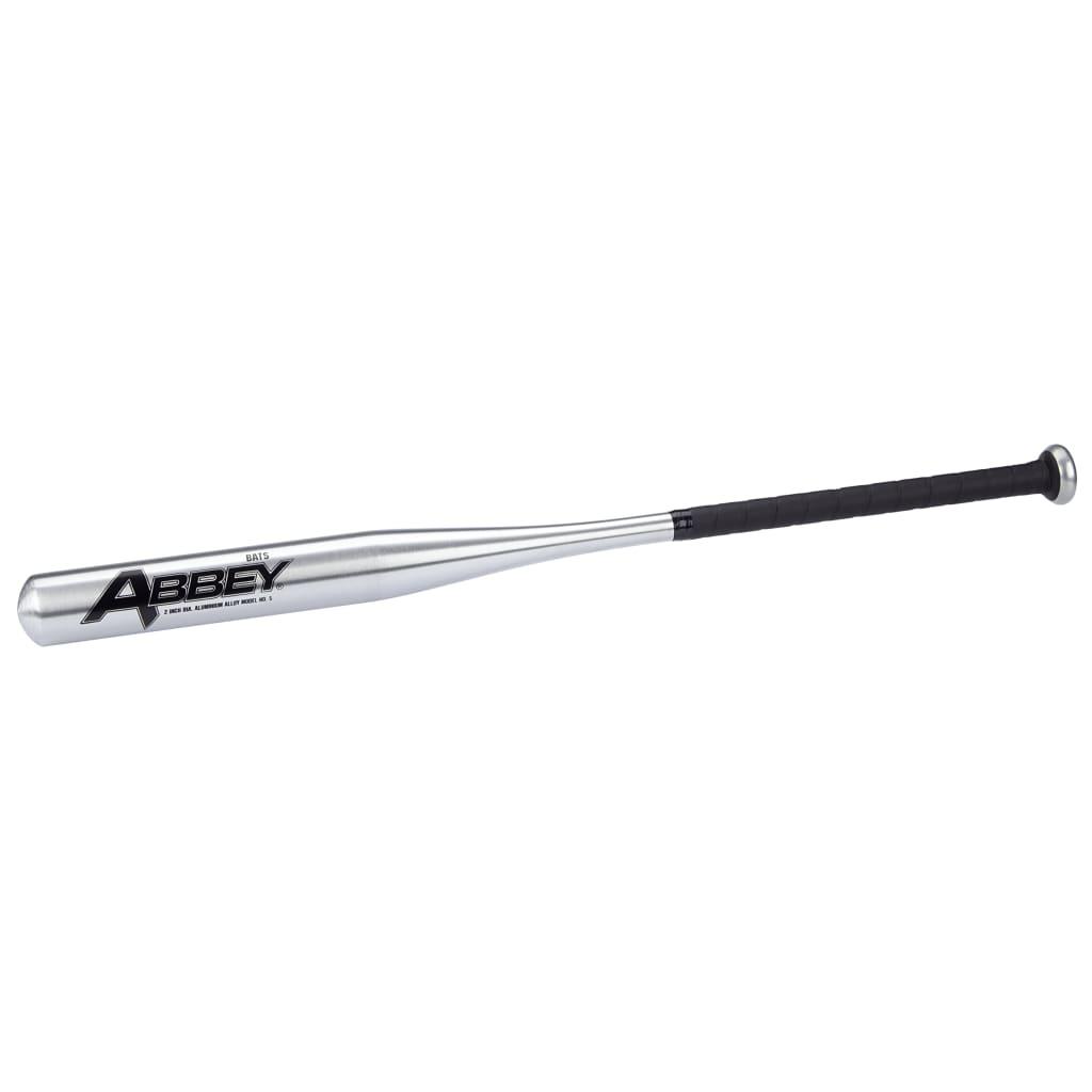 Abbey Bâtă de baseball, 73 cm, aluminiu vidaxl.ro