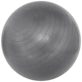 Avento Fitness Ball 55 cm Silver 41VL-ZIL
