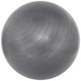 Avento Fitnessball 55 cm Silbern 41VL-ZIL
