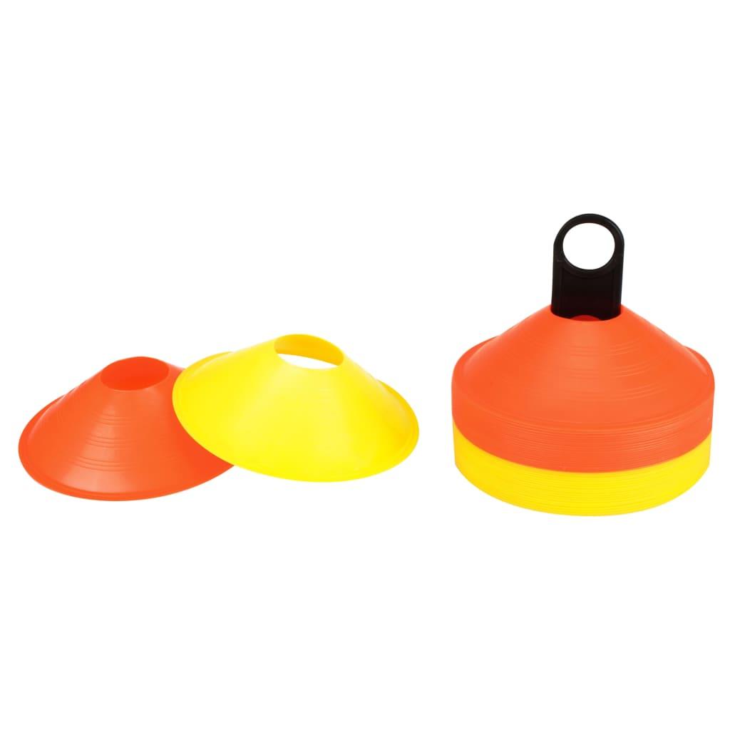 Avento Markeringspionnen 40 st Speedy 2 kleuren
