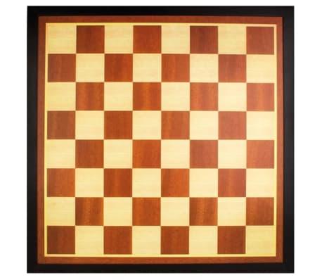 Tablero de ajedrez / damas de madera Abbey Game 49CG, Marrón / crudo[3/3]