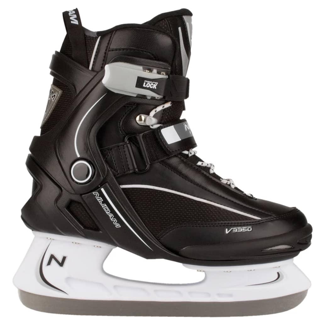 Nijdam Brusle na lední hokej, vel. 41, 3350-ZWW-41