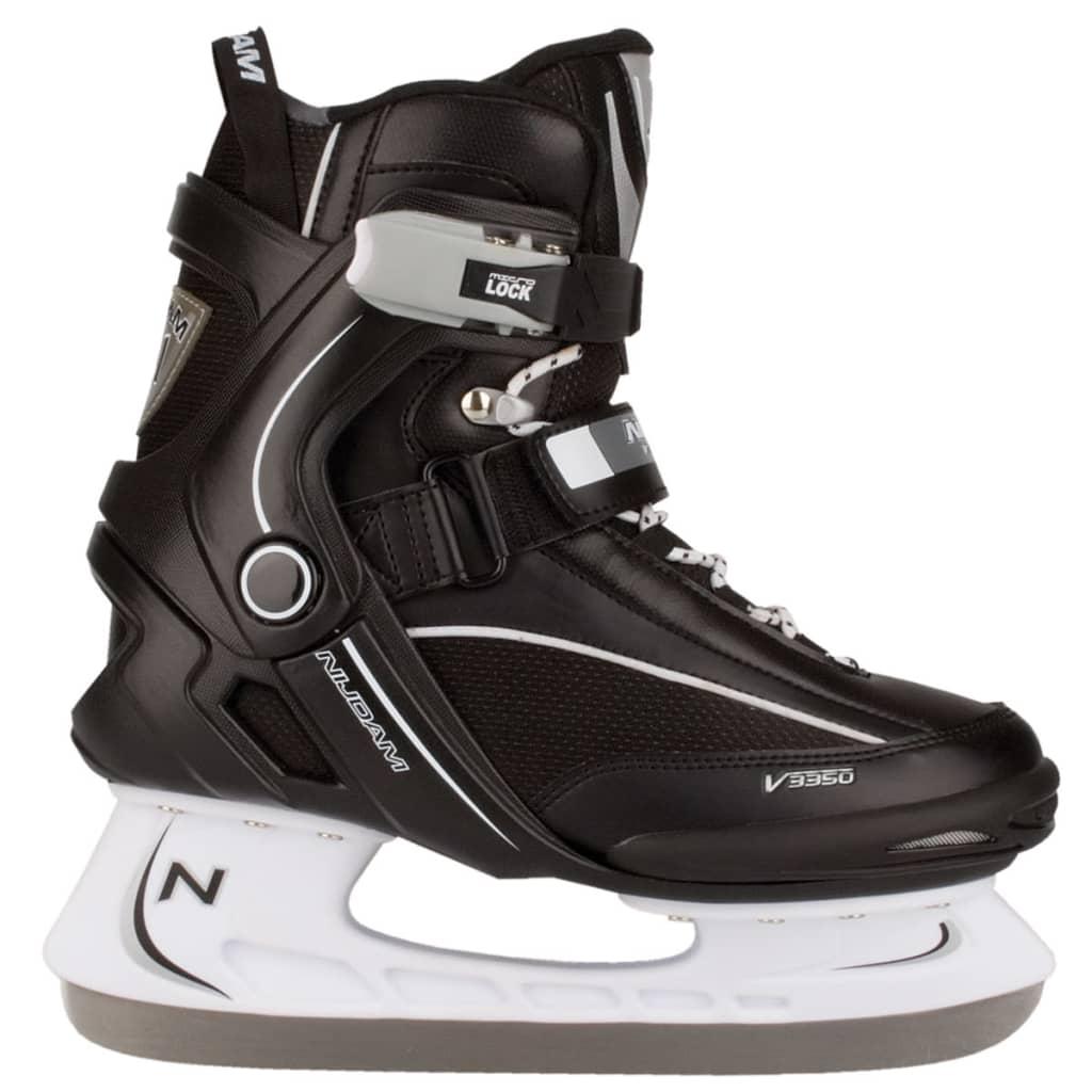 Nijdam Brusle na lední hokej, vel. 42, 3350-ZWW-42