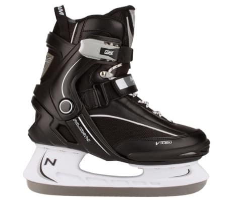 Nijdam Hockeyskridskor Storlek 42 3350-ZWW-42