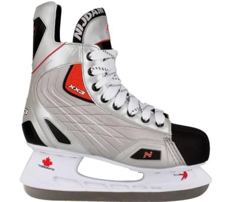Nijdam Ice Hockey Skates Size 46 Polyester 3385-ZZR-46[1/3]