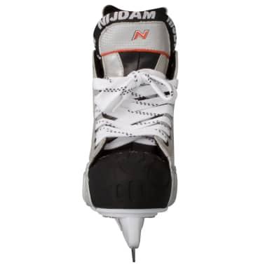 Nijdam Ice Hockey Skates Size 46 Polyester 3385-ZZR-46[2/3]