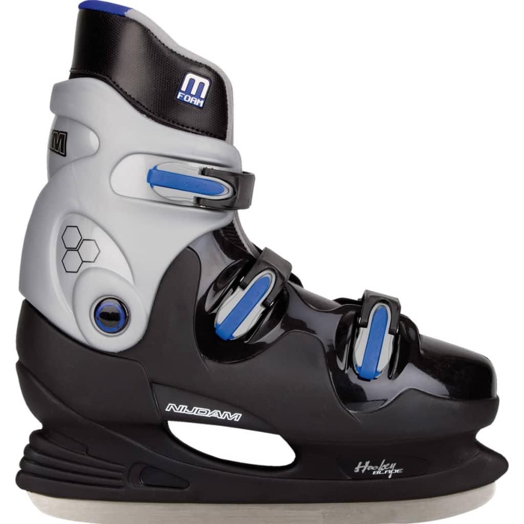 Nijdam Brusle na lední hokej, velikost 45 0089-ZZB-45