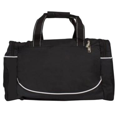Avento Sportinis krepšys, M, juoda spalva, 50TD[2/2]