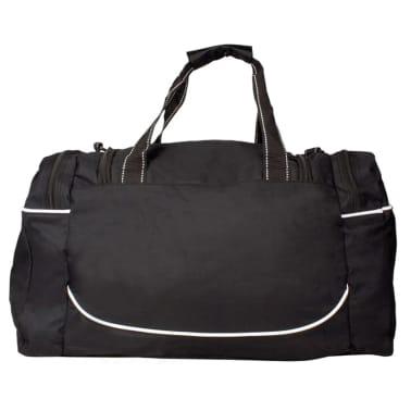 Avento Sportinis krepšys, L, juoda spalva, 50TE[2/2]