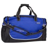 Avento Sports Bag Large Black/Cobalt Blue 50TE