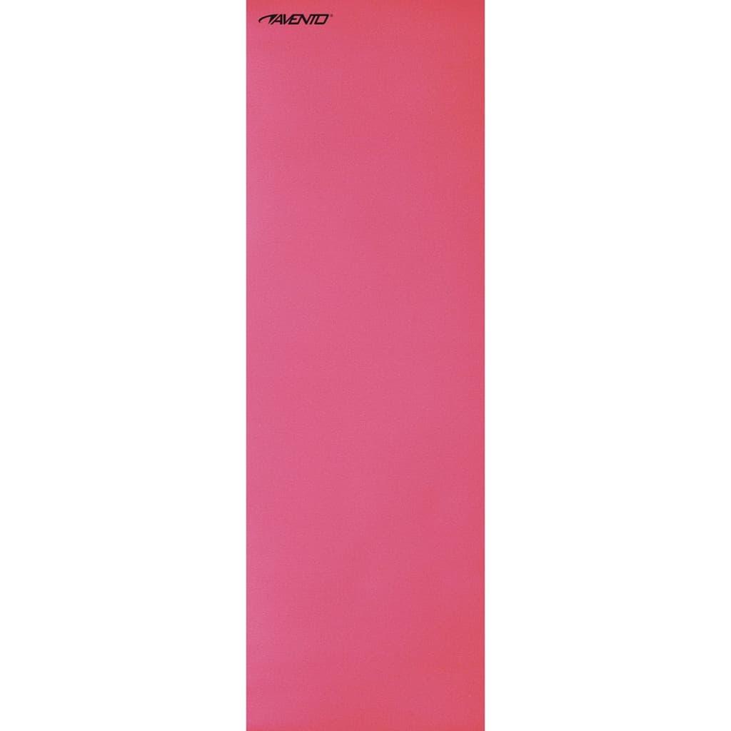 Avento Saltea de fitness yoga, roz, 160 x 60 cm, PE, 41VG-ROZ-Uni poza 2021 Avento