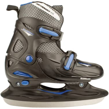 Nijdam patines para hockey sobre hielo talla 34-37 3024-ZWB-34-37[1/3]