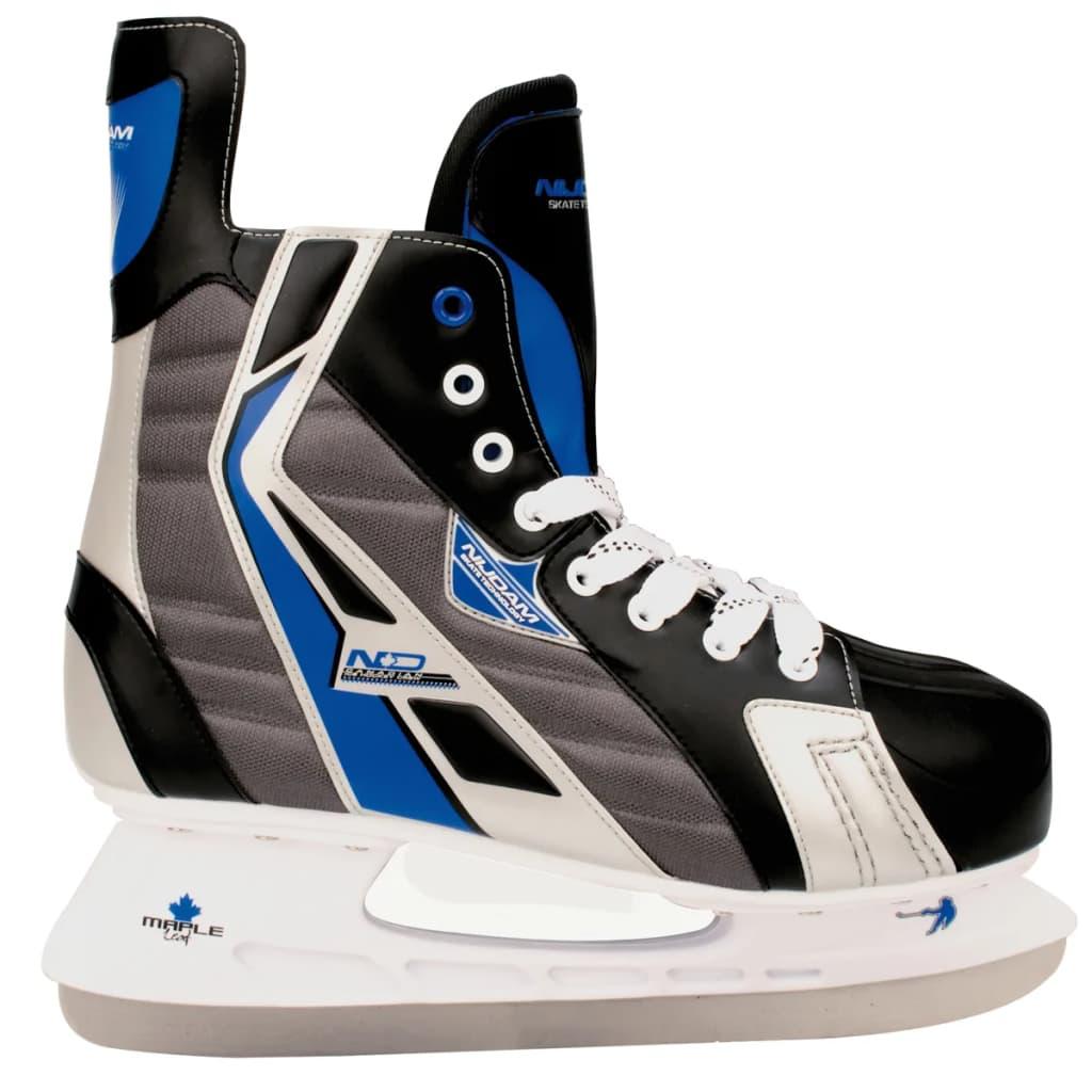 Nijdam IJshockey schaatsen maat 40 polyester 3386-ZBZ-40