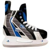 Nijdam Eishockey Schlittschuhe Gr. 44 Polyester 3386-ZBZ-44