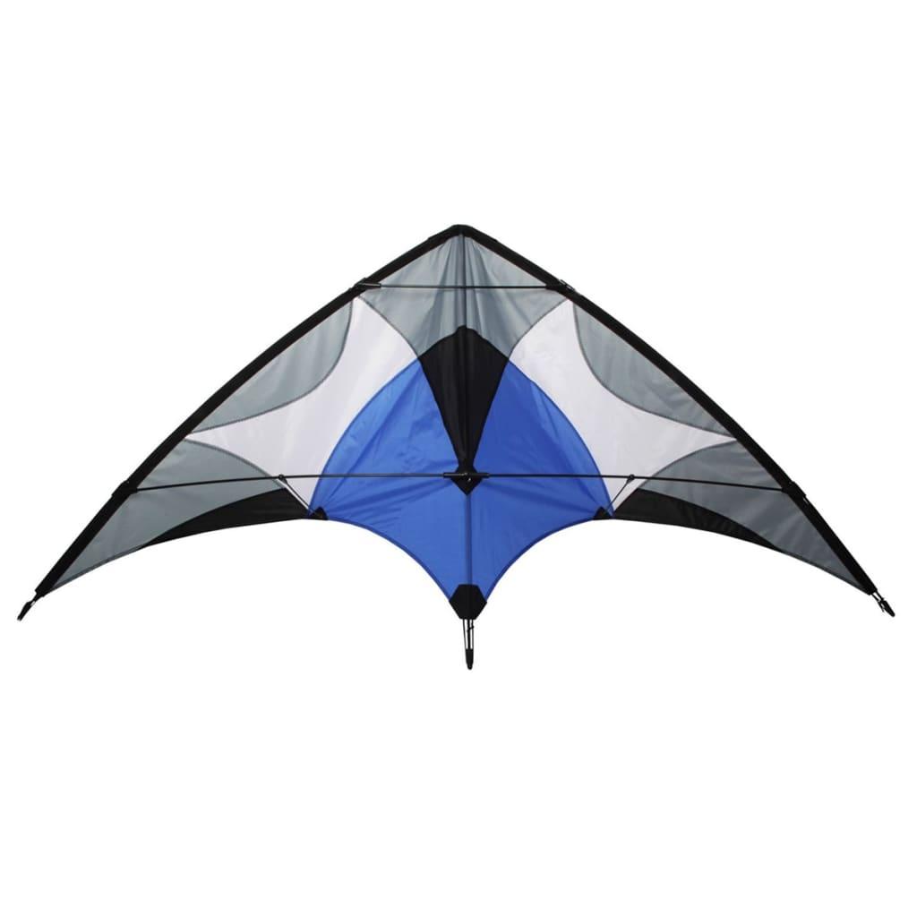 Afbeelding van Airow stuntvlieger Cycloon 165 zwart/grijs/wit/blauw 51VM