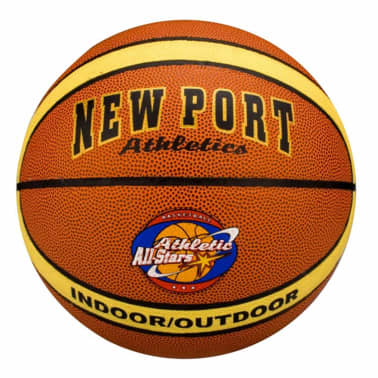 New Port Basketball Laminiertes PVC-Leder 16GF[1/2]