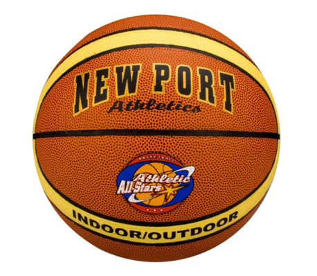 New Port Basketball Laminiertes PVC-Leder 16GF[2/2]