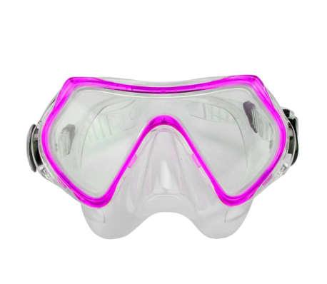 Masque de plongée junior Waimea avec masque/tube respiratoire/palmes[2/5]