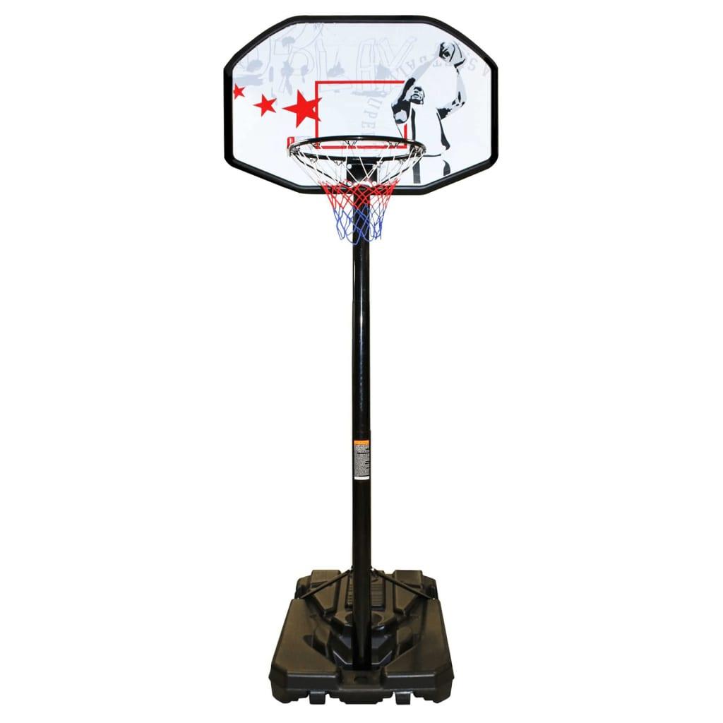 New Port Canasta de baloncesto ajustable