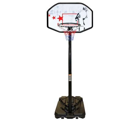 New Port Panier de basket sur pied réglable 200-305 cm[1/5]