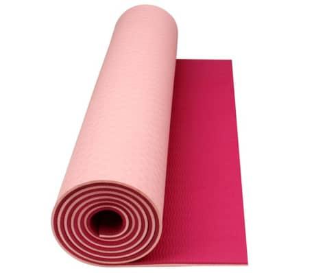 Avento Fitness/Yoga-Matte Fuchsia/Hellrosa 41WC[1/2]