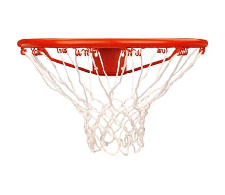 Anneau de basketball orange New Port