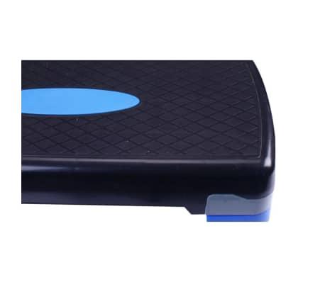 Avento Stepping-Bank klein Schwarz/Blau 41VU[4/6]