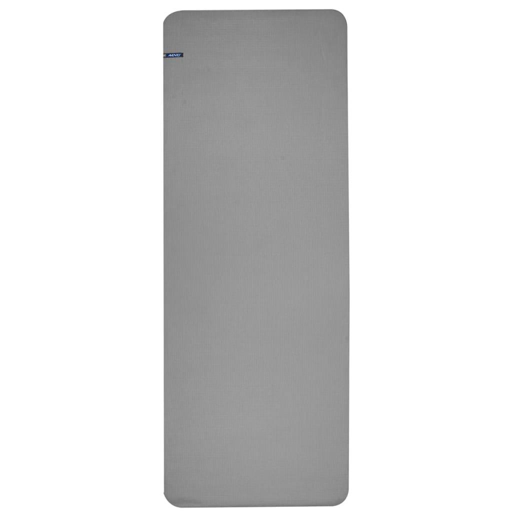 Avento Podložka na cvičení a jógu 173 x 61 cm šedá PVC 41VH-GRB-Uni