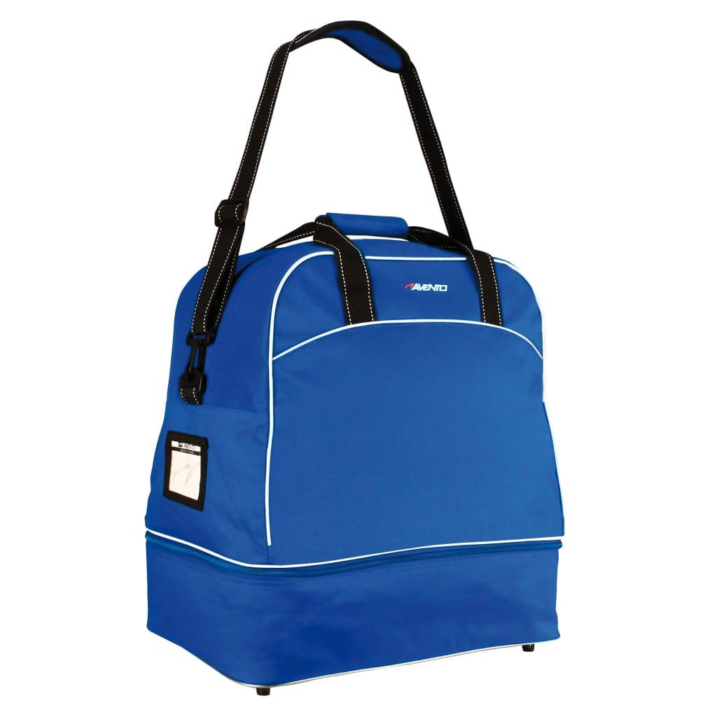 Avento Voetbaltas unisex 42 x 45 x 30 cm blauw