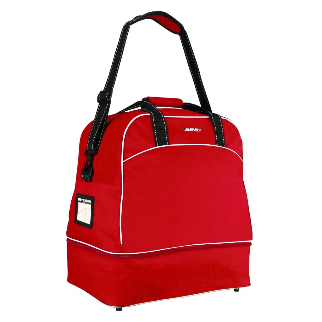 Afbeelding van Avento Voetbaltas unisex 42 x 45 30 cm rood