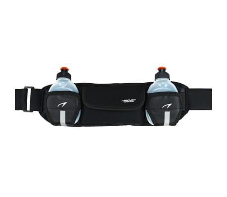 403517 Avento Trainingsgürtel mit zwei Flaschen schwarz 21OK[2/5]