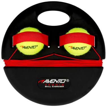 Avento Tennis-Trainer Schwarz und Gelb 65TA-ZWG-Uni[2/4]