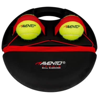 Avento Tennis-Trainer Schwarz und Gelb 65TA-ZWG-Uni[3/4]