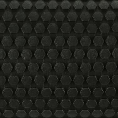 Avento Rouleau en mousse pour yoga 41WF-ANT-Uni 14,5 cm Anthracite[3/4]