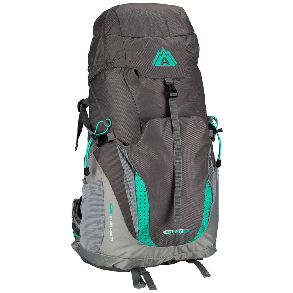 Afbeelding van Abbey Backpack Aero-Fit Sphere 50 L antraciet 21QH-AGG-Uni