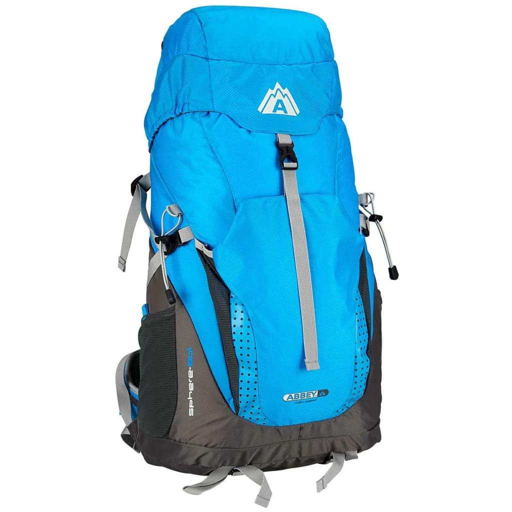 Afbeelding van Abbey Backpack Aero-Fit Sphere 50 L blauw 21QH-BAG-Uni