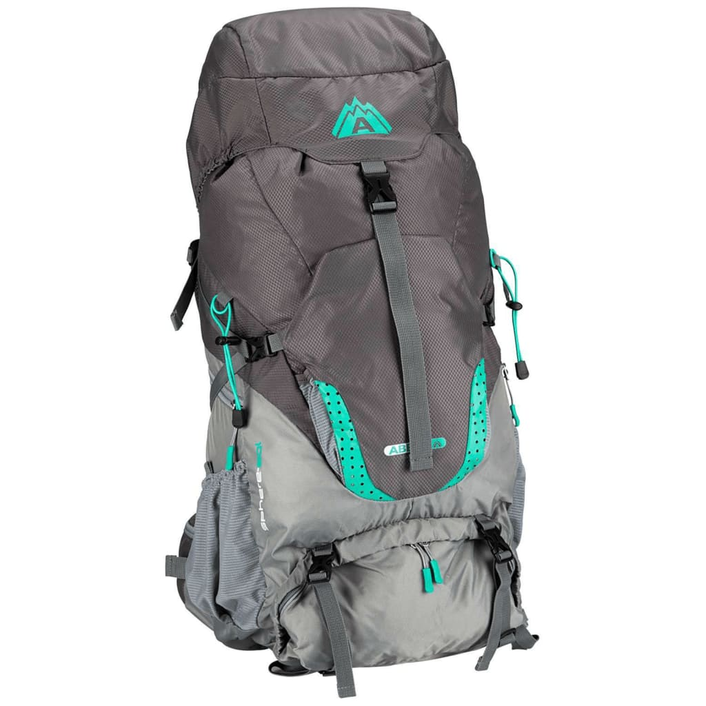 Afbeelding van Abbey Backpack Sphere 60 L antraciet 21QI-AGG-Uni
