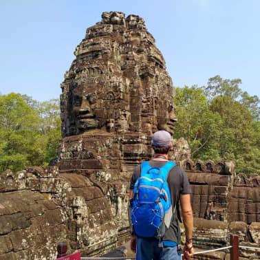 Abbey Backpack Sphere 35 L blauw 21QB-BAG-Uni[5/6]