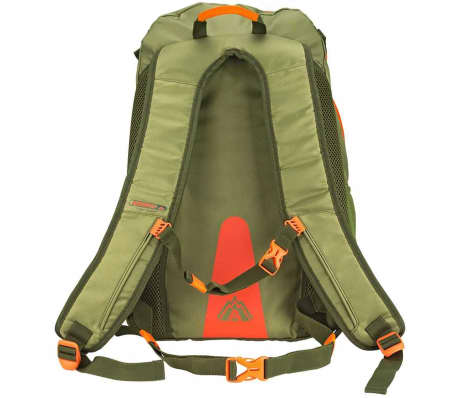 a201c1f2199 Abbey Backpack Sphere 35 L groen 21QB-LGO-Uni online kopen   vidaXL.nl