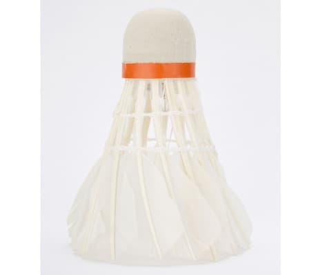 Get & Go komplet za igranje badmintona modre in oranžne barve 65KA[8/10]